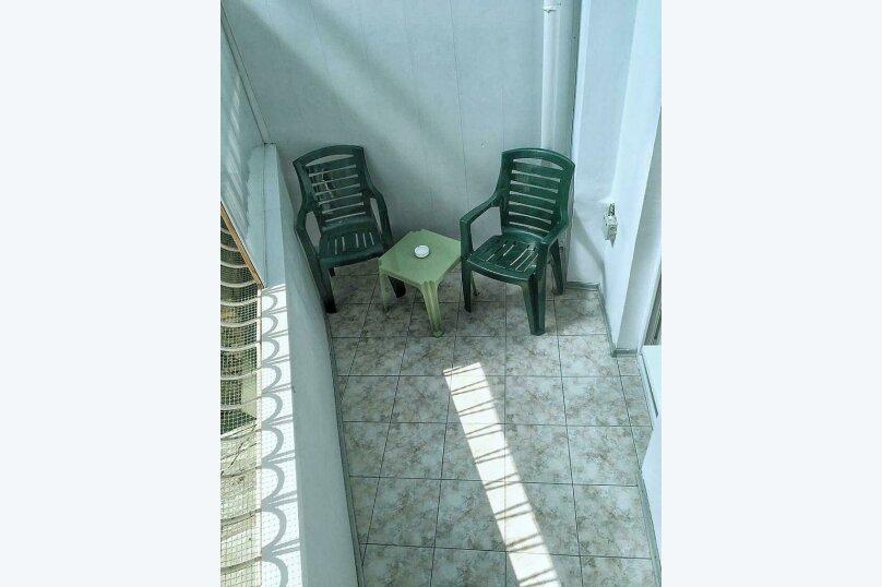 1-комн. квартира, 49 кв.м. на 4 человека, улица Игнатенко, 5, Ялта - Фотография 5
