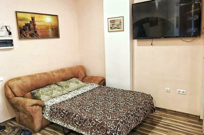 1-комн. квартира, 49 кв.м. на 4 человека, улица Игнатенко, 5, Ялта - Фотография 11