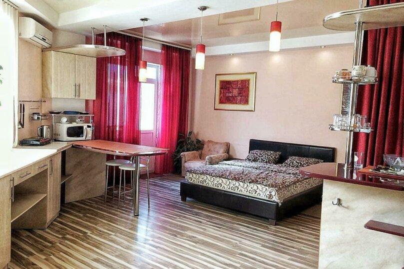 1-комн. квартира, 49 кв.м. на 4 человека, улица Игнатенко, 5, Ялта - Фотография 14