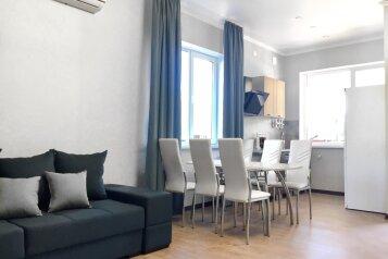 Апартаменты, 120 кв.м. на 8 человек, 3 спальни, Абрикосовая, 6, Прасковеевка - Фотография 1