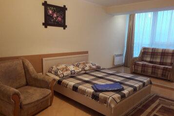 2-комн. квартира, 46 кв.м. на 5 человек, Перекопская улица, 4В, Алушта - Фотография 1