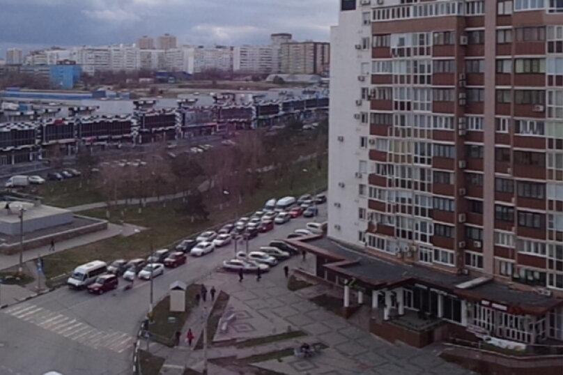 2-комн. квартира, 65 кв.м. на 6 человек, проспект Ленина, 52А, Новороссийск - Фотография 8