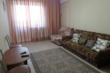 2-комн. квартира, 65 кв.м. на 6 человек, проспект Ленина, Новороссийск - Фотография 2
