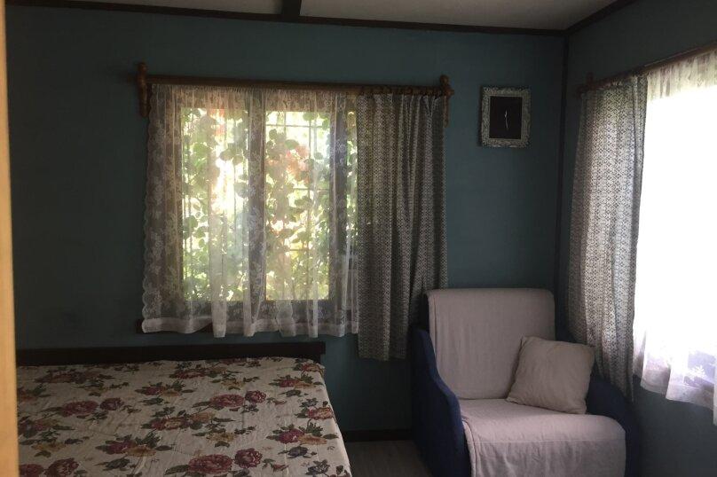 Домик и Дворик  Персиковая поляна, 30 кв.м. на 5 человек, 2 спальни, Береговая улица, 5, Архипо-Осиповка - Фотография 3
