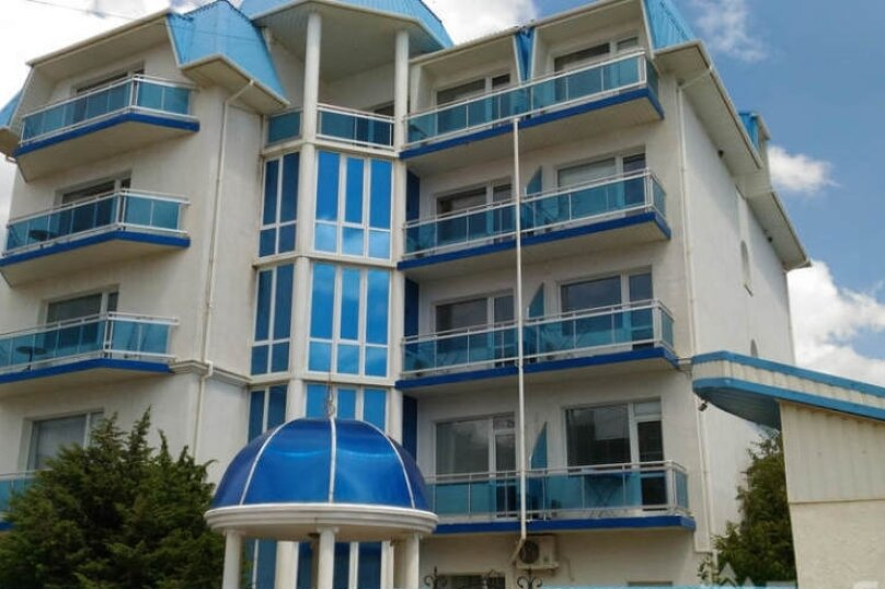 """Отель """"Лучистый"""", Лучистая улица, 9 на 35 номеров - Фотография 1"""
