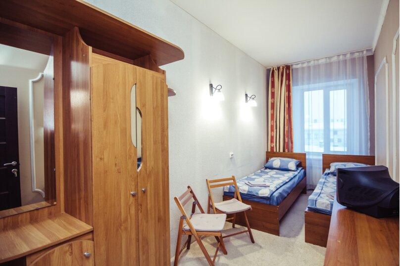2-х местная комната c двумя раздельными кроватями, 4-я Красноармейская улица, 14, Санкт-Петербург - Фотография 1