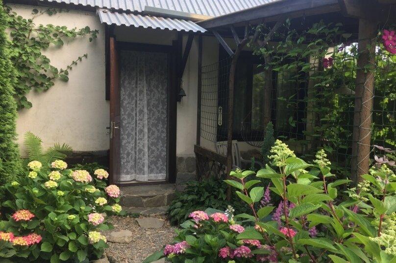 Домик и Дворик  Персиковая поляна, 30 кв.м. на 5 человек, 2 спальни, Береговая улица, 5, Архипо-Осиповка - Фотография 1