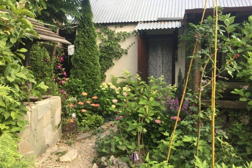 Домик и Дворик  Персиковая поляна, 30 кв.м. на 5 человек, 2 спальни, Береговая улица, 5, Архипо-Осиповка - Фотография 14