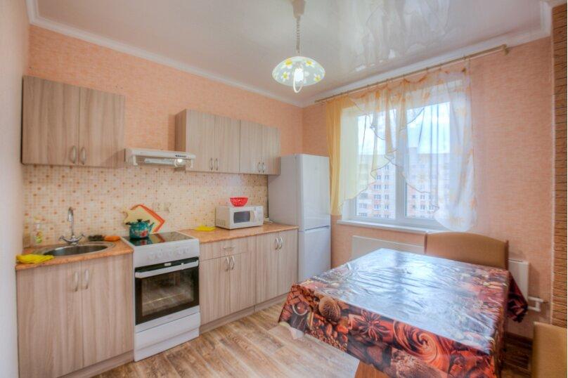 2-комн. квартира, 75 кв.м. на 4 человека, улица Ворошилова, 45Б, Воронеж - Фотография 5