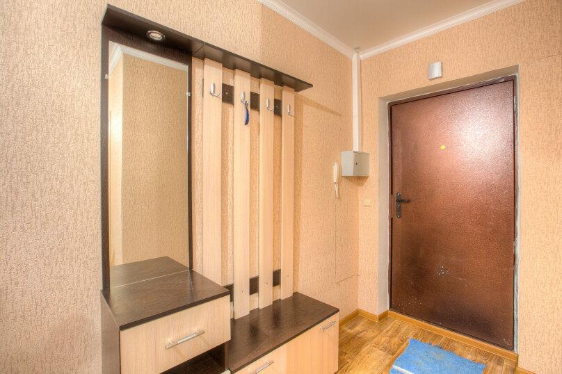 2-комн. квартира, 75 кв.м. на 4 человека, улица Ворошилова, 45Б, Воронеж - Фотография 8