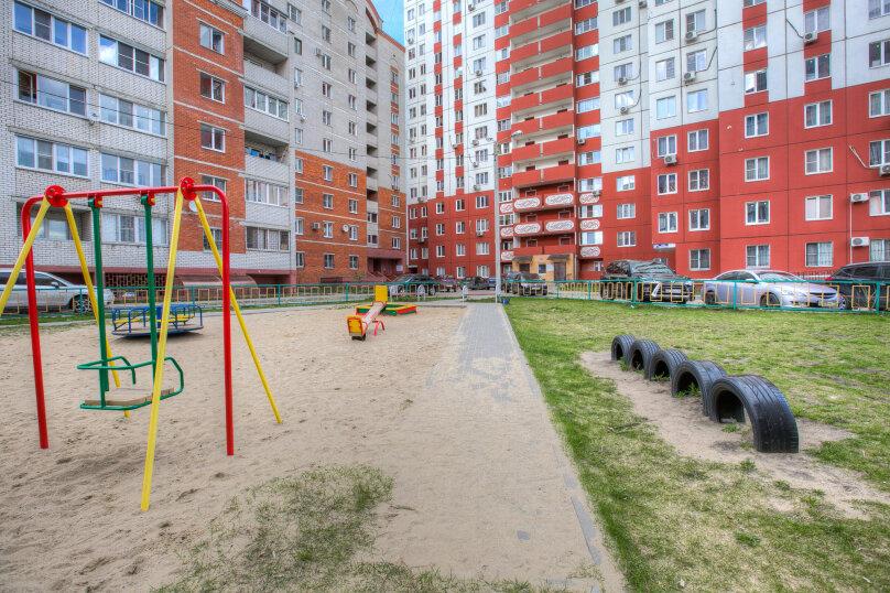 2-комн. квартира, 75 кв.м. на 4 человека, улица Ворошилова, 45Б, Воронеж - Фотография 9