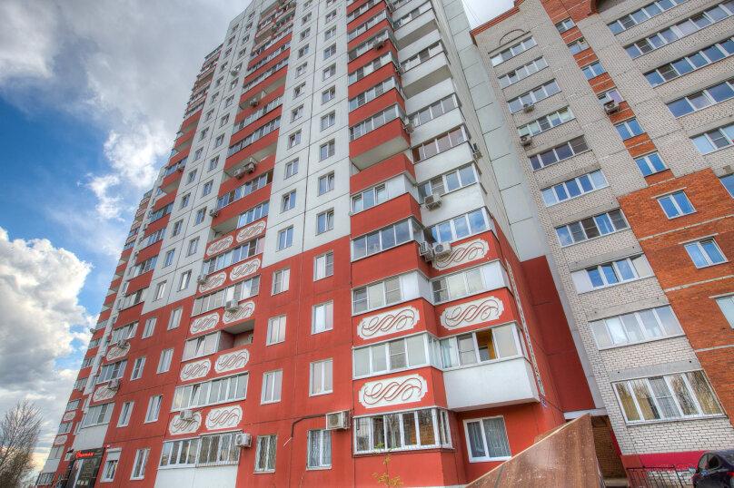 2-комн. квартира, 75 кв.м. на 4 человека, улица Ворошилова, 45Б, Воронеж - Фотография 10