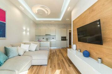 2-комн. квартира, 58 кв.м. на 4 человека, Кубанская улица, Новый Сочи, Сочи - Фотография 2