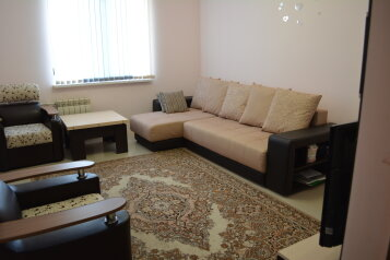 2-комн. квартира, 70 кв.м. на 5 человек, улица Тормахова, Лазаревское - Фотография 1