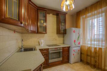 1-комн. квартира, 35 кв.м. на 4 человека, Минская улица, 67В, Воронеж - Фотография 4
