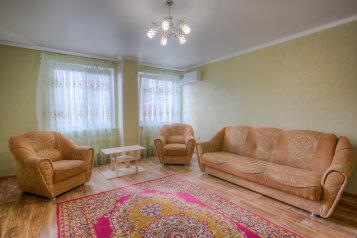 2-комн. квартира, 75 кв.м. на 4 человека, улица Ворошилова, 45Б, Воронеж - Фотография 3