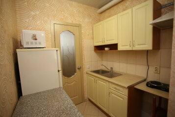 1 этаж однокомнатный под ключ, 22 кв.м. на 3 человека, 1 спальня, Русская улица, Феодосия - Фотография 4