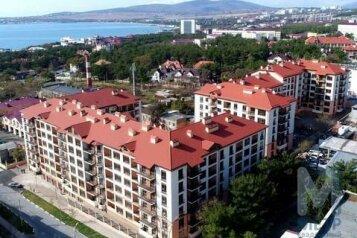 1-комн. квартира, 35 кв.м. на 4 человека, улица Гоголя, 7к1, Геленджик - Фотография 1