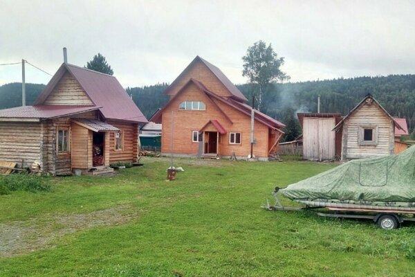Гостиница, пос. Усть-Кабырза, Школьная улица на 5 номеров - Фотография 1