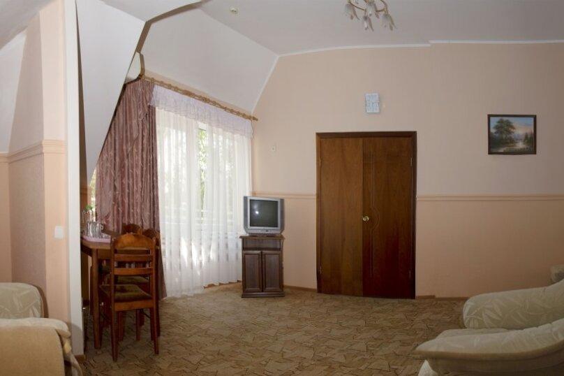 2-комнатный 2-местный Люкс (LUX), Малый проезд, 3, Анапа - Фотография 2