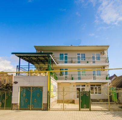 Гостевой дом , улица Лермонтова, 38 на 6 комнат - Фотография 1