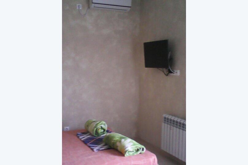 2-комн. квартира, 40 кв.м. на 7 человек, улица Воина Шембелиди, 22, Витязево - Фотография 4