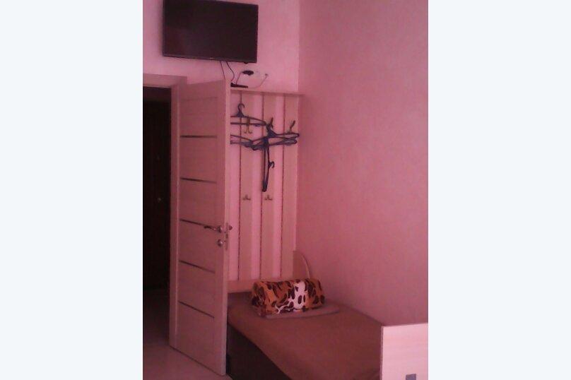 2-комн. квартира, 40 кв.м. на 7 человек, улица Воина Шембелиди, 22, Витязево - Фотография 5