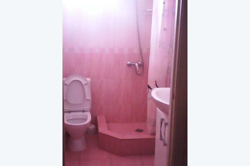 2-комн. квартира, 40 кв.м. на 7 человек, улица Воина Шембелиди, 22, Витязево - Фотография 7