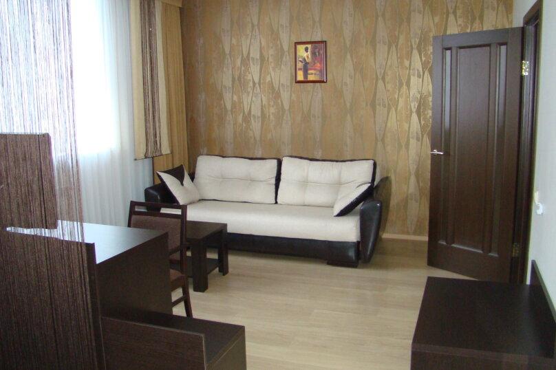 Комфорт с одной кроватью, улица Циолковского, 17, Нижний Новгород - Фотография 1