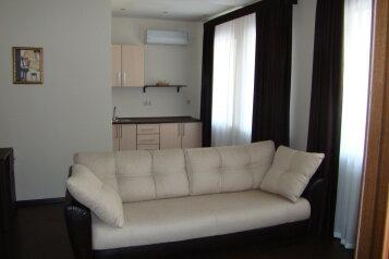 Люкс:  Номер, Люкс, 2-местный, 2-комнатный, Гостиница, улица Циолковского на 14 номеров - Фотография 3