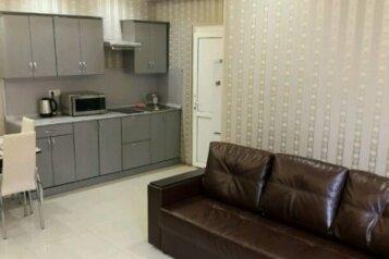 1-комн. квартира, 37 кв.м. на 2 человека, улица Ленина, 221/6, Адлер - Фотография 1