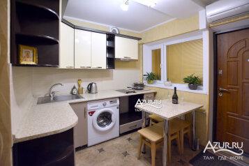 1-комн. квартира, 32 кв.м. на 4 человека, улица Космонавтов, Форос - Фотография 1