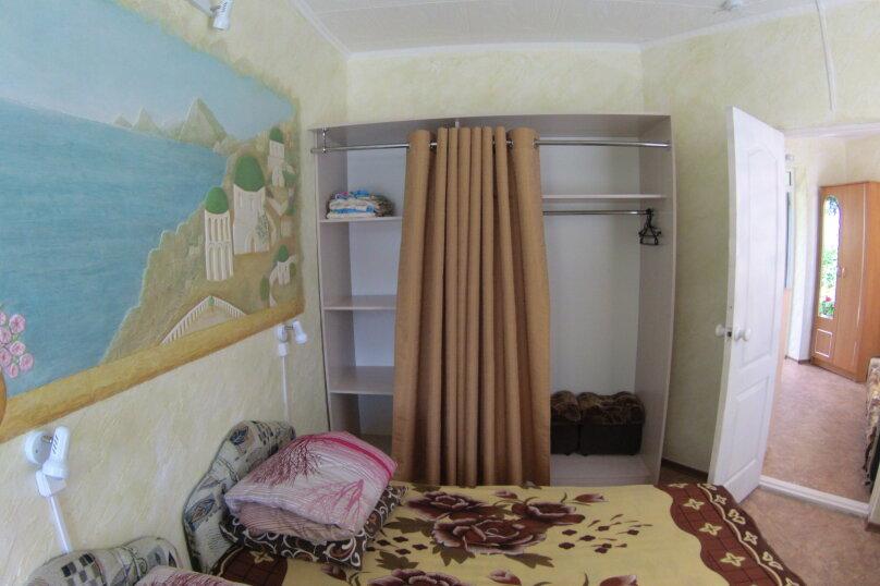 Комната 2, улица Танкистов, 9А, район горы Фирейная , Судак - Фотография 1