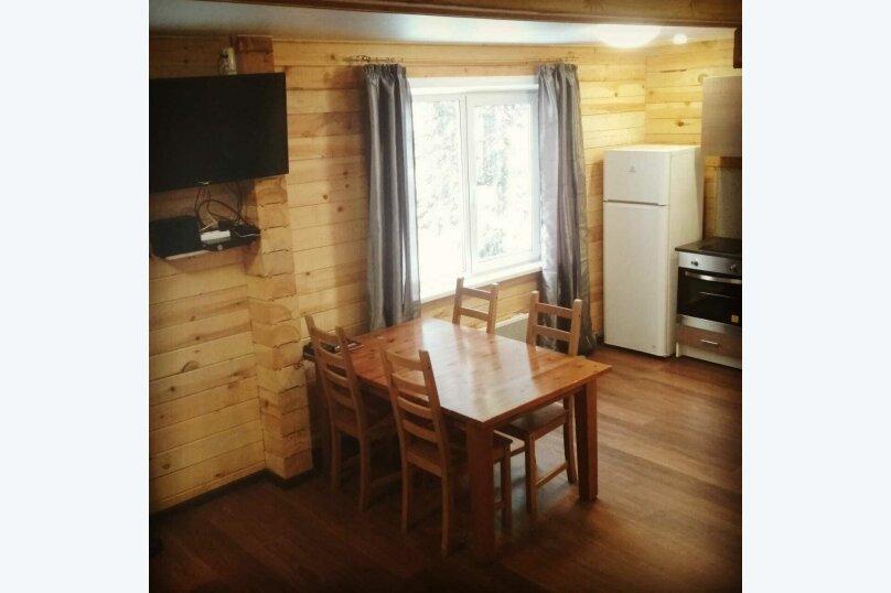 Дом, 120 кв.м. на 12 человек, 5 спален, Свободная, 14, Шерегеш - Фотография 26