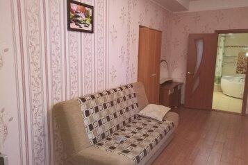 Номер 3 Двухместный номер с кухней.:  Квартира, 3-местный (2 основных + 1 доп), 1-комнатный, Гостевой  Дом, Фрунзенское шоссе, 3А на 3 номера - Фотография 2