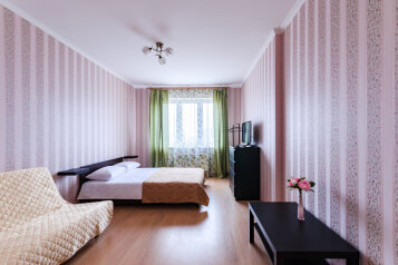 1-комн. квартира, 37 кв.м. на 4 человека, Российская улица, Краснодар - Фотография 1