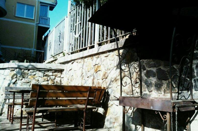2-комн. квартира, 40 кв.м. на 4 человека, Севастопольское шоссе, 52Х, Гаспра - Фотография 12