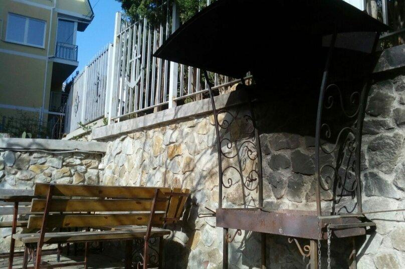 2-комн. квартира, 40 кв.м. на 4 человека, Севастопольское шоссе, 52Х, Гаспра - Фотография 13