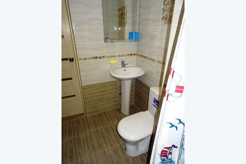 2-комн. квартира, 55 кв.м. на 7 человек, Тормахова, 2к2, Лазаревское - Фотография 15
