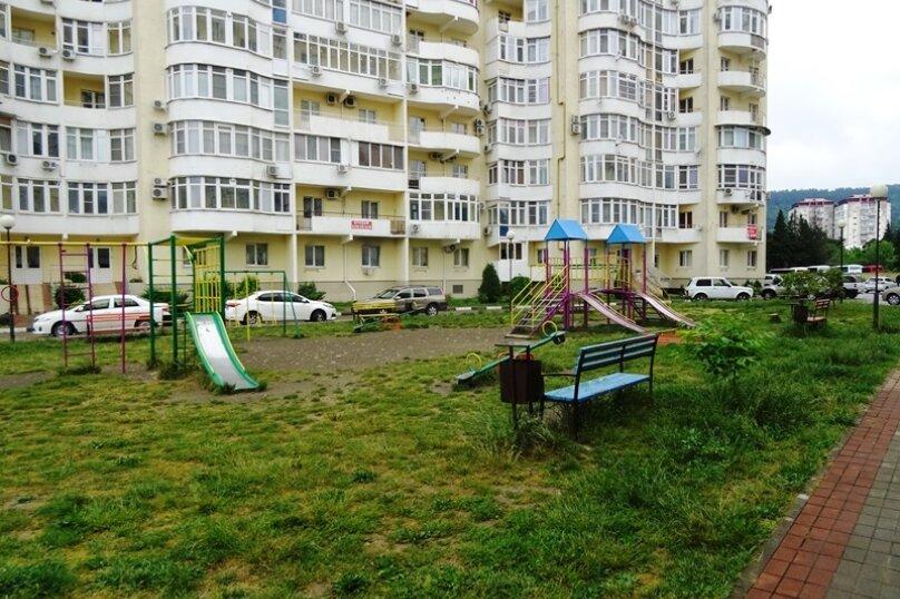 2-комн. квартира, 55 кв.м. на 7 человек, Тормахова, 2к2, Лазаревское - Фотография 16
