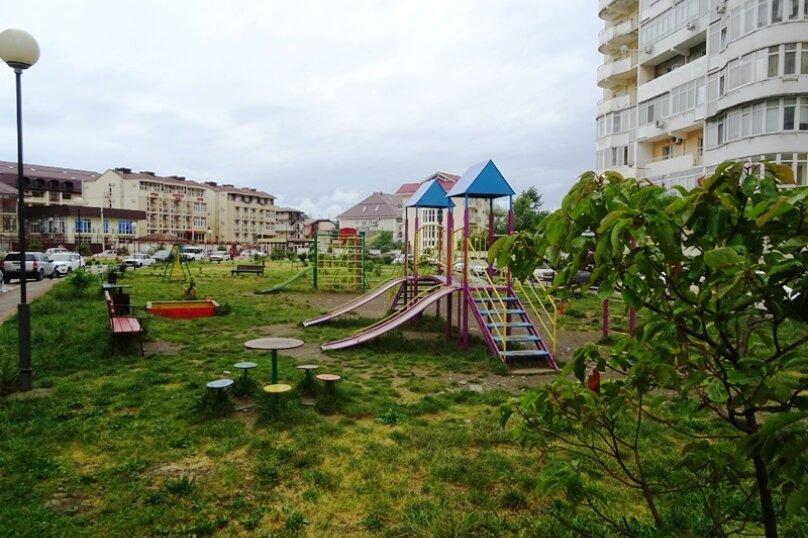 2-комн. квартира, 55 кв.м. на 7 человек, Тормахова, 2к2, Лазаревское - Фотография 17