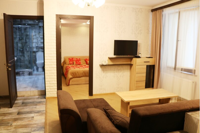 2-комн. квартира, 47 кв.м. на 4 человека, улица Чаилури, 36, Тбилиси - Фотография 9