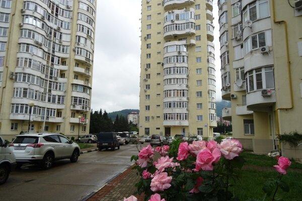 2-комн. квартира, 55 кв.м. на 7 человек, Тормахова, 2к2, Лазаревское - Фотография 1