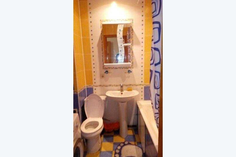1-комн. квартира, 50 кв.м. на 2 человека, улица Николая Ильбекова, 4к1, Чебоксары - Фотография 3