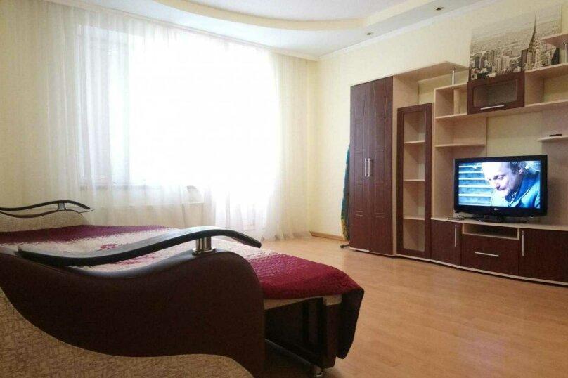 1-комн. квартира, 50 кв.м. на 2 человека, улица Николая Ильбекова, 4к1, Чебоксары - Фотография 4