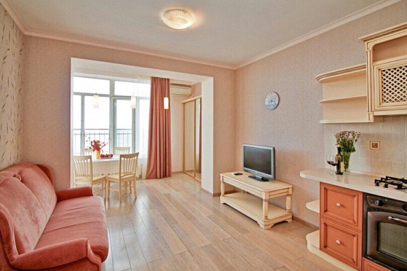 1-комн. квартира, 65 кв.м. на 2 человека, набережная Пушкина, 5Д, Гурзуф - Фотография 2