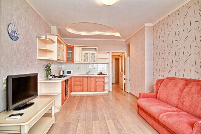 1-комн. квартира, 65 кв.м. на 2 человека, набережная Пушкина, 5Д, Гурзуф - Фотография 1