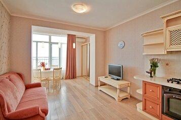 1-комн. квартира, 65 кв.м. на 3 человека, набережная Пушкина, 5Д, Гурзуф - Фотография 2