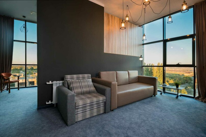 Land Panoramic Suite LV, улица Верхняя Дорога, 120, Анапа - Фотография 2