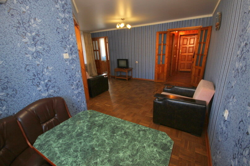 2-комн. квартира, 43 кв.м. на 5 человек, улица Островского, 15, Ейск - Фотография 7